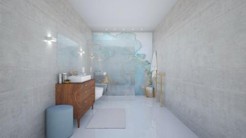 No 23 - Bathroom - by asiak4