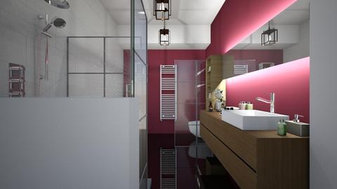 Variations_Bathroom2 - Modern - Bathroom  - by Laurika