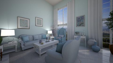 Blurry Living - Glamour - Living room  - by Irishrose58