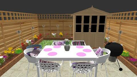 Garden - Minimal - Garden  - by jason Cox