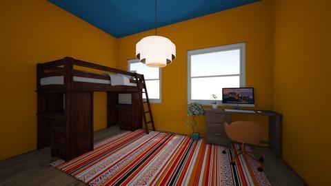 element of design  - Bedroom  - by AkeishaNocon