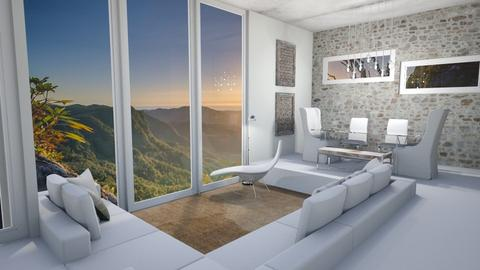 Valley View  - Living room  - by smhewitt