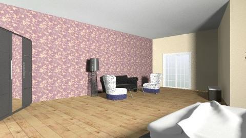 Rachel Adams - Vintage - Bedroom  - by racheladams