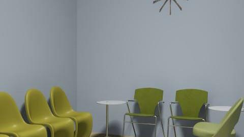 Maha - Minimal - Office  - by solecoates