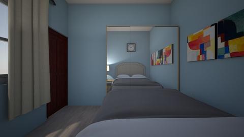 Morita land  - Minimal - Bedroom  - by Morita9529