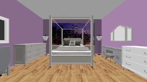 bedrom 3 - Rustic - Bedroom - by esmenette145