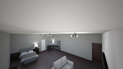 Cuarto de Elizabeth - Bedroom  - by AY_Murillo27