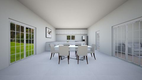 modern kitchen - Kitchen  - by Grande93