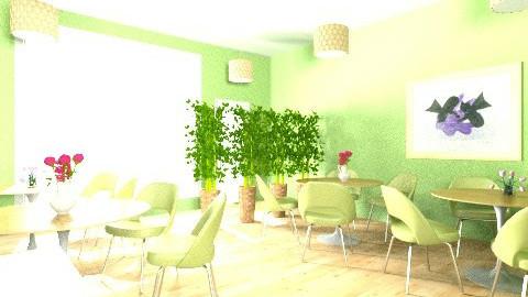 Green guru - Minimal - by earl_cola