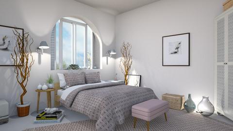 blury bedroom - by Lo89
