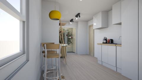 Studio 10 Kitchen - Retro - by steven65