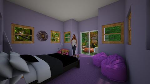 room - Bedroom  - by dunlopgirl