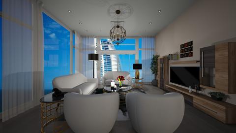 My Modern Living Room - Modern - Living room  - by rogue_1774419e3cfcc67757c75fc139712
