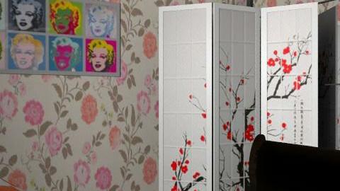 Bedroom Teen  - Country - Bedroom  - by funkymonkey94