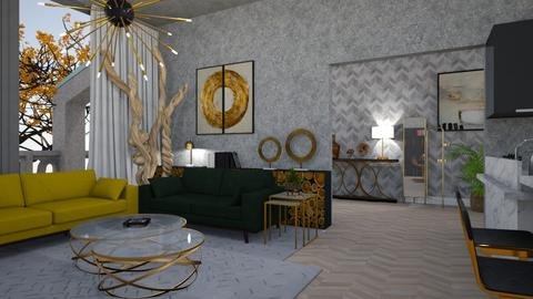 Ada Bart - Modern - Living room - by AdaBart