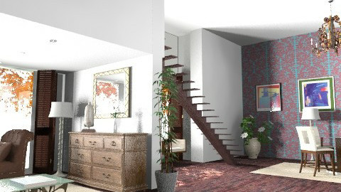 BCP - Classic - Living room  - by hunny