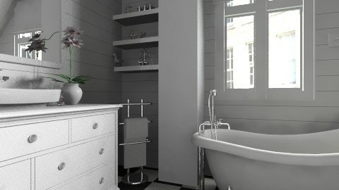 Bath - Classic - Bathroom  - by Tuija