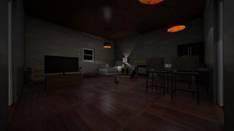 Discord Hotel Room 1 - Modern - by JacksonMan