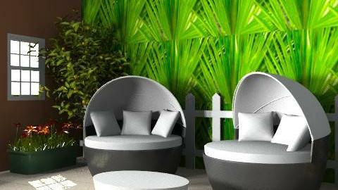 Garden Atmosphere - Modern - Garden  - by DesignerLady
