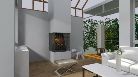terraza - Living room  - by cibelles