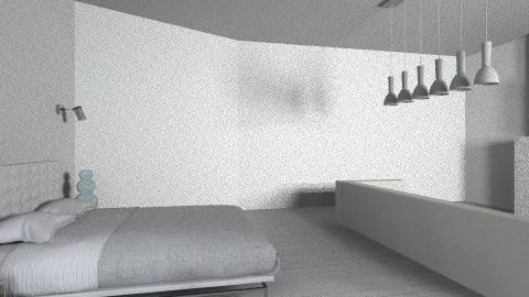 minimal bedroom - Minimal - Bedroom  - by hunter313