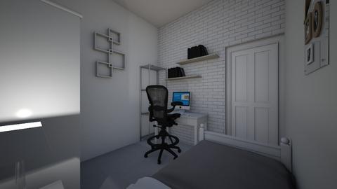 BEDROOM - Modern - Bedroom  - by sanjifbaihaqi