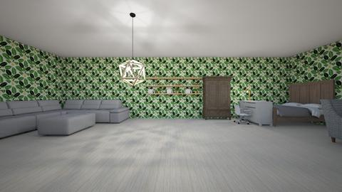 dream studio by kokopup13 - Modern - by KokoPup13