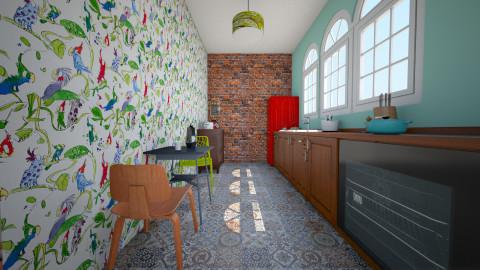 vintage - Vintage - Kitchen  - by Mavi Tarascio