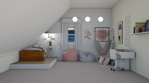 Contest 1 Nini_DRW_10 - Bedroom  - by Nini_DRW_10