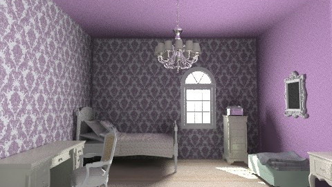 Vintage room - Vintage - Kids room - by tess235