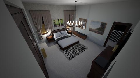 Master Bedroom - Bedroom - by Heidijz
