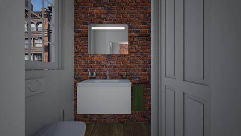 Casa185Bathroom - Eclectic - Bathroom  - by nickynunes