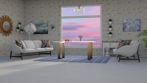 sky contest - Living room  - by Chrispow0105