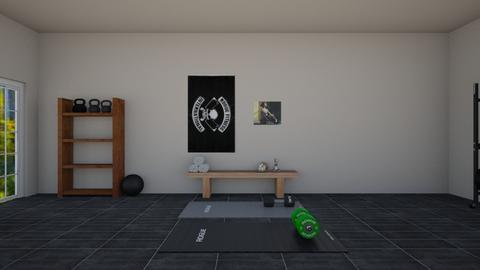 yoga room - Office  - by MillieBB_fan