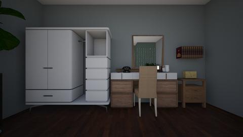future room - Bedroom  - by alieshahd