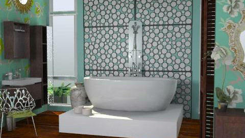 Bubbles luxury - Eclectic - Bathroom  - by ovchicha
