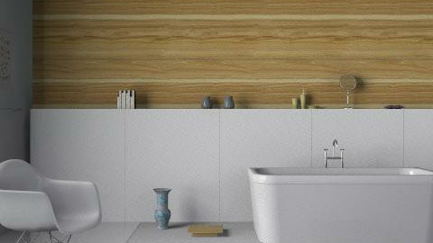Eco bathroom - Minimal - Bathroom  - by newyorkstyle