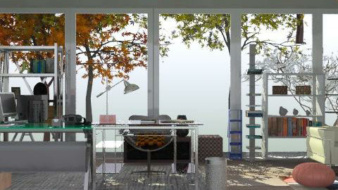 otoño - Classic - Office  - by ATELOIV87