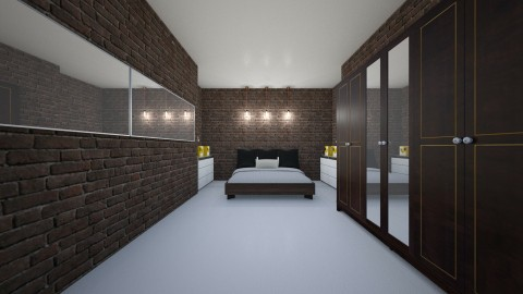 Vintage Modern  - Classic - Bedroom  - by SimplyAMC