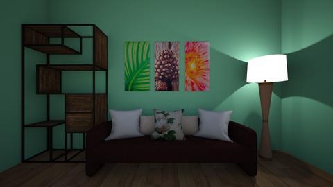 silent - Modern - Living room  - by skz1