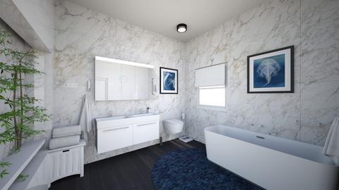 Bathroom BWBG - Minimal - Bathroom  - by Rubi2176