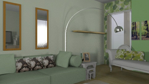 petr7743 - Country - Bedroom  - by gobin