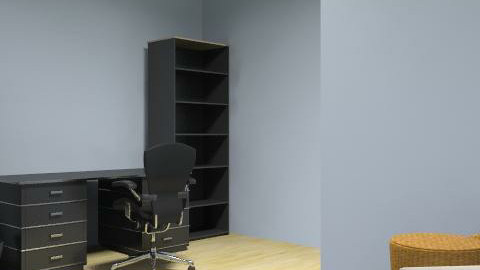 My home office - Minimal - Office  - by Dian Rohdiani