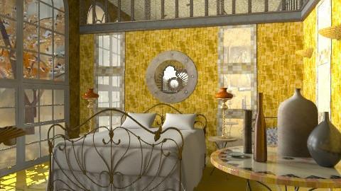 Nefertiti - Classic - Bedroom  - by chania
