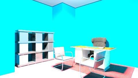adii rom - Minimal - Office  - by adigania