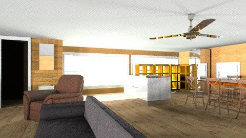 Top floor option 1 - Country - by wilsonalley