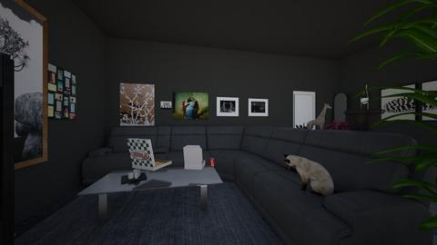Sophie_Yetter_P3 - Modern - Bedroom  - by HMS Students