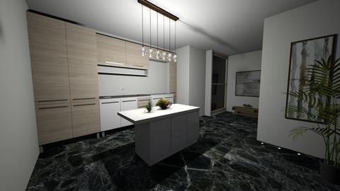 Pinterest vibe - Kitchen  - by Merily