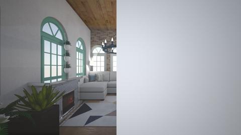 Aesthetic Livingroom - Minimal - Living room  - by plthurn08