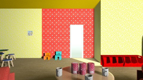 Not a Bedroom - Glamour - Kids room  - by Ozzzyyy
